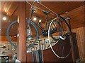 "NO5078 : Bicycles in the Folk Museum at ""the Retreat"" by Oliver Dixon"