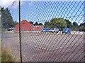TM2737 : Trimley Tennis Court by Geographer