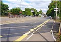 SU9566 : Level Crossing at Sunningdale by Mike Smith