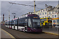SD3035 : Tram at Manchester Square by Ian Taylor