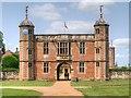 SP2556 : The Gatehouse to Charlecote Park by David Dixon