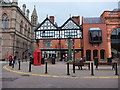 SJ4066 : The Coach House, Northgate Street, Chester by Bill Harrison