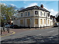 SU9576 : Boarded-up former Mitre pub, Windsor by Jaggery
