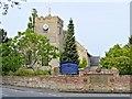 SP2760 : The Parish Church of St Peter, Barford by David Dixon