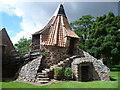 NT5977 : Preston Mill kiln by kim traynor