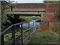 TQ0372 : A30 bridge by Alan Hunt