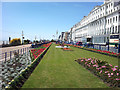 TV6198 : Floral displays, Eastbourne sea front by Graham Robson