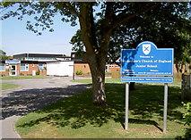 ST3049 : St Andrew's school by Neil Owen