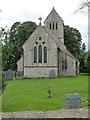 SK9031 : Stroxton Church by Alan Murray-Rust