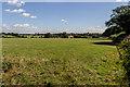 TQ3097 : Farmland, Vicarage Farm, Enfield, Middlesex by Christine Matthews