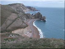 SY8080 : Durdle Door and beyond by Ian Andrews