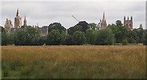 SP5105 : Oxford rooftops by David Hallam-Jones