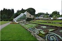 NU0702 : Formal gardens by DS Pugh