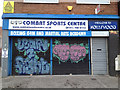 SP1283 : Learn 2 fight at Gilmore's, Westley Road, Acocks Green by Robin Stott
