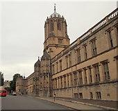 SP5105 : Christ Church College, Oxford by David Hallam-Jones