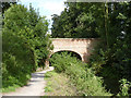 SK8833 : Vincent Bridge, Grantham Canal by Alan Murray-Rust