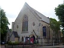 TQ2375 : Putney Arts Theatre, Ravenna Road SW15 by Robin Sones