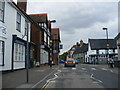 TM1180 : B1077 Denmark Street, Diss by Adrian Cable