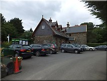 SX4563 : Former station house at Bere Ferrers by David Smith