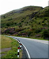 SN9720 : A bend in the A470, Brecon Beacons by Jaggery