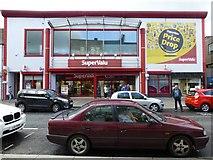 H4572 : Supervalu Price Drop, Omagh by Kenneth  Allen
