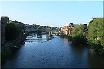 NZ2742 : River Wear Durham by edward mcmaihin