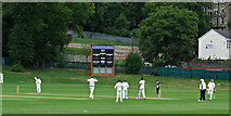 NS5566 : West Of Scotland Cricket Club by Thomas Nugent