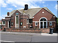 SE3903 : Wombwell - Methodist Church and Hall by Dave Bevis