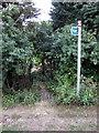 TL0542 : Footpath to Wilstead by Philip Jeffrey