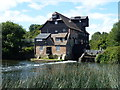 TL2871 : Houghton Mill and The River Great Ouse by Richard Humphrey