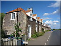 NT5279 : Rural East Lothian : Roadside Cottages At Prora by Richard West