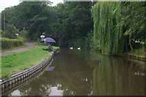 SK0418 : Trent & Mersey Canal, Rugeley by Stephen McKay