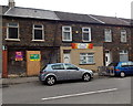 ST0094 : Pontygwaith Regeneration Partnership office  by Jaggery