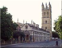 SP5206 : Magdalen College, Oxford by David Hallam-Jones