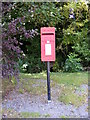 TM1083 : Common Road Postbox by Adrian Cable