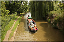 SP6165 : Grand Union Canal by Richard Croft