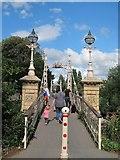 SO5139 : Victoria Bridge by Oast House Archive