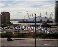 TQ3880 : Blackwall Point, River Thames, London by David Hallam-Jones