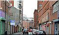 J3374 : Union Street, Belfast (2013-1) by Albert Bridge