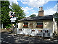 TQ6746 : Level crossing keeper's cottage on Wagon Lane by Marathon