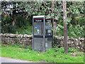 NT9932 : Public telephone box, Doddington by Graham Robson