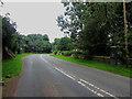 NT9932 : The B6525 through Doddington by Graham Robson