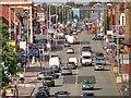 SJ8499 : Cheetham Hill Road by David Dixon