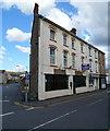 SN4400 : Former Bristol Hotel and Bristol Restaurant, Burry Port by Jaggery
