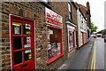 TF3344 : Boston: Sezam Polish shop on Pen Street by Christopher Hilton