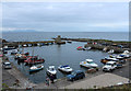 NS2516 : Dunure Harbour by Billy McCrorie