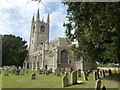 TL1885 : All Saints Church in Conington by Richard Humphrey