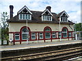 TQ2758 : The former station building at Chipstead by Marathon