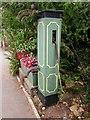 SY0889 : Pump, Newton Poppleford by Derek Harper
