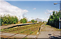 SJ3169 : Hawarden Bridge station, 1999 by Ben Brooksbank